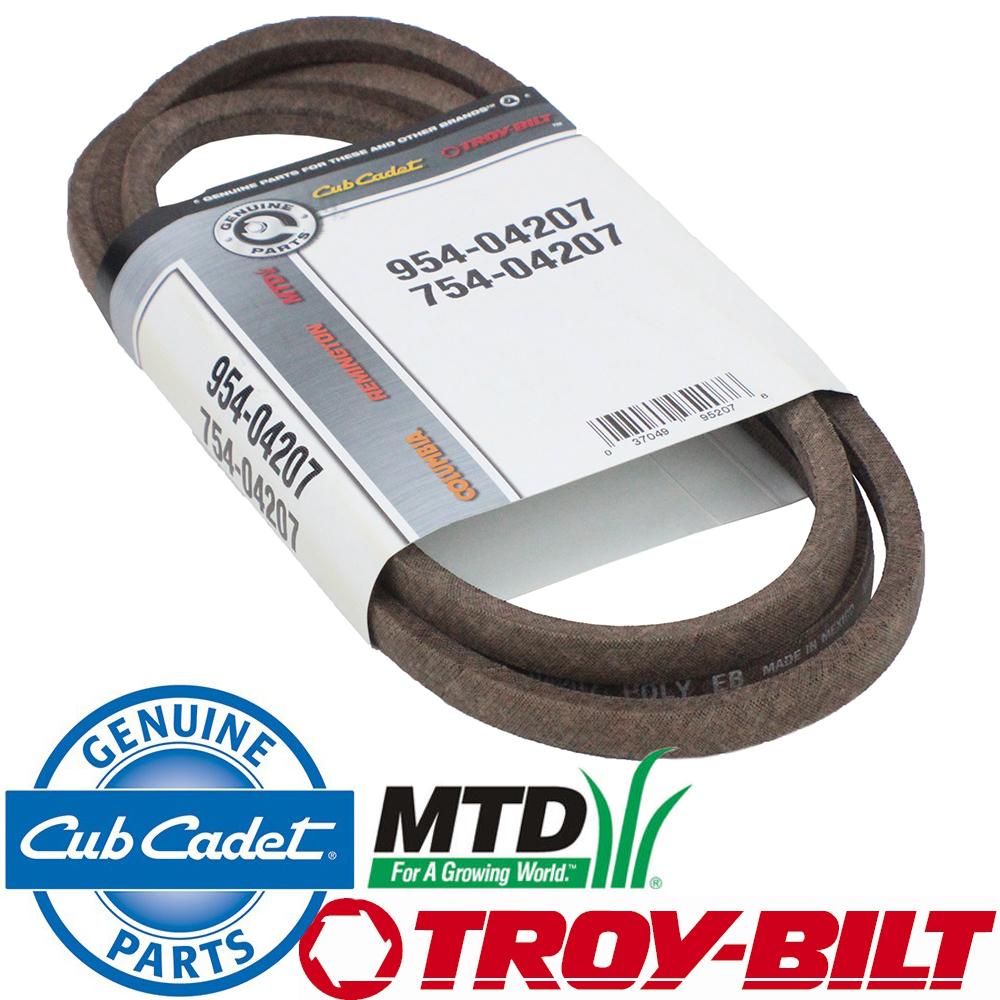 Trans Drive Belt Cub Cadet LTX LGT LGTX SLTX 1042 1045 1046 1050 1054 OEM