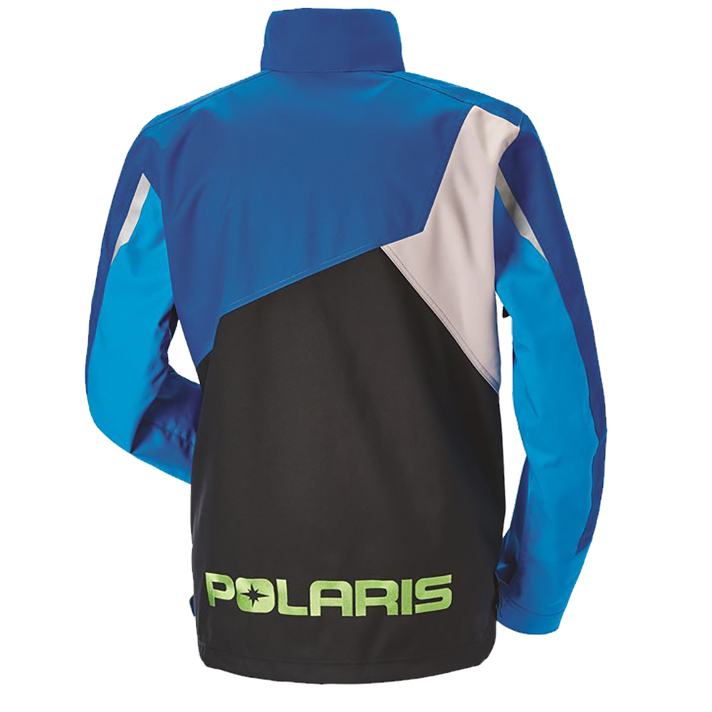 OEM-Polaris-X-Over-Lightweight-Water-Repellent-Pullover-Jacket-Snowmobile-DWR