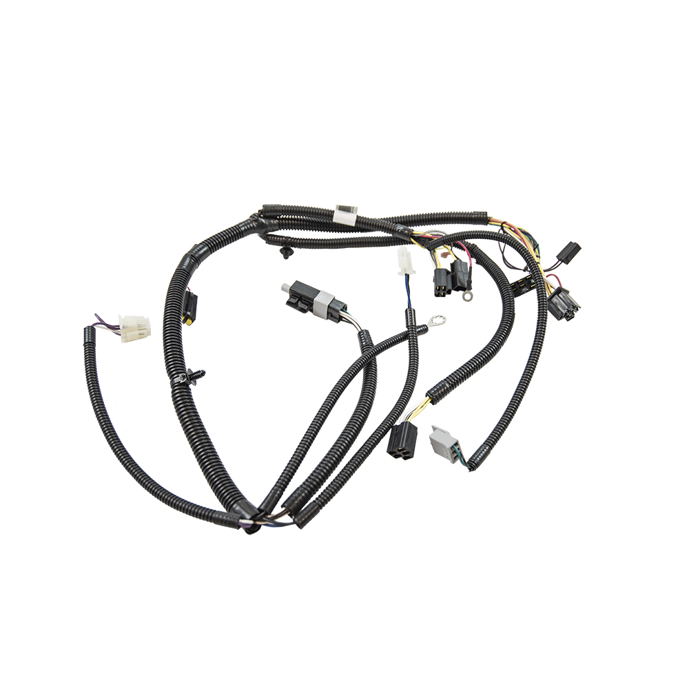 Husqvarna Ignition Wiring Layout Diagrams Basic System Diagram Harness Craftsman Rz 4623 4824 5424 4221 Rh Ebay Com Msd 6a