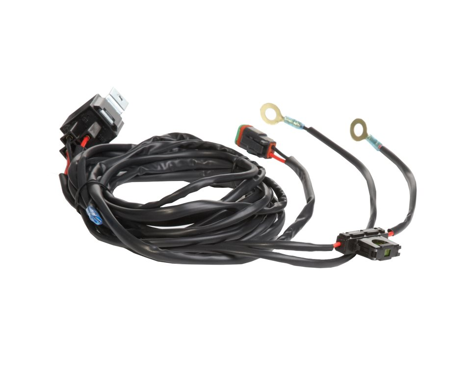 led light bar harness kit 2008 2019 polaris ace rzr xp s4 570 900 rh ebay com Polaris RZR Light Bar Kit Light Bar Polaris RZR 800 4