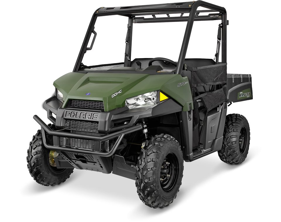 hmw front a arm guards 2015 2018 polaris ranger 500 570. Black Bedroom Furniture Sets. Home Design Ideas