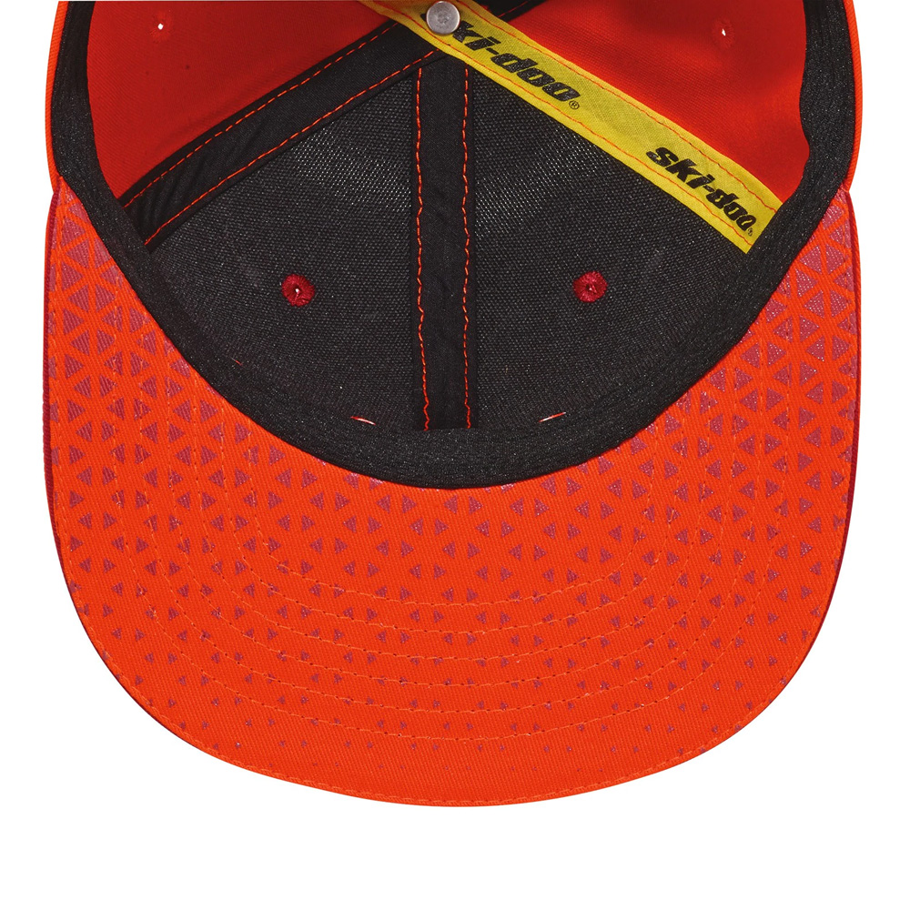b5bb53ca82d OEM BRP Ski-Doo Freestyle Cap Snowmobile Snocross Casual Styled Flat ...