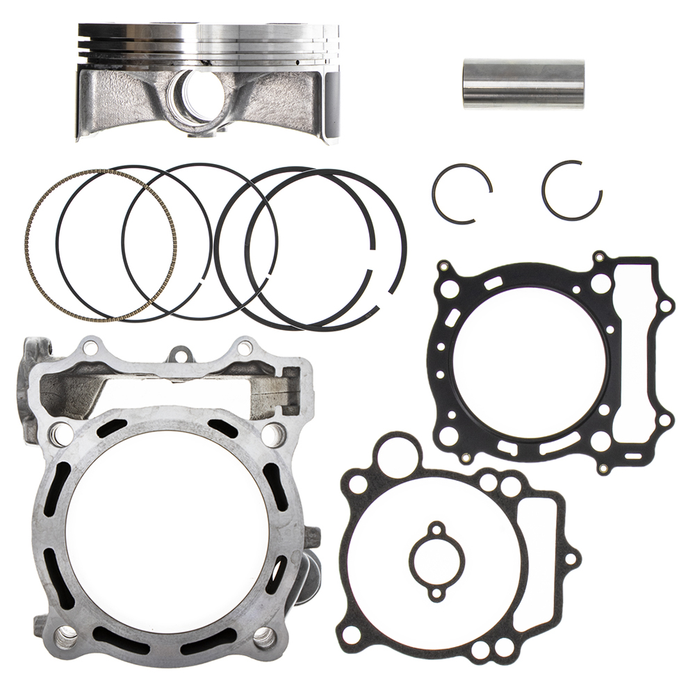 Size A Piston /& Gasket 2004-2009//2012-2013 For Yamaha YFZ450 Standard Bore 95mm