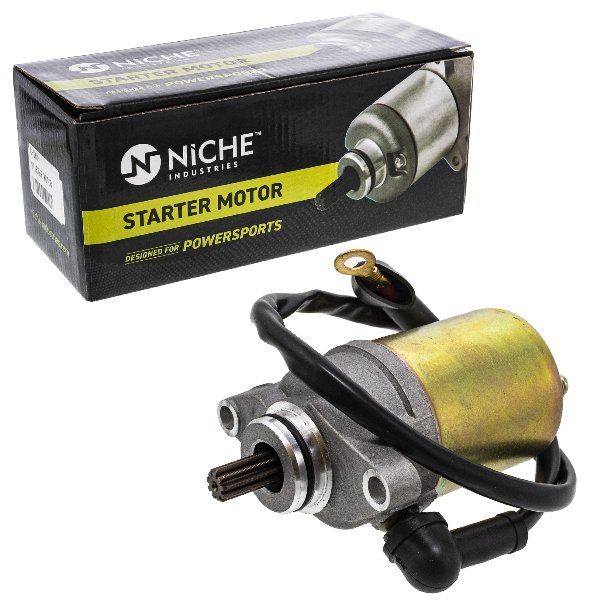 New Starter Motor For 2008-2017 Polaris Outlaw 50 Replaces  0453848 454951